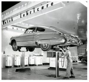 Buick Super Fastback